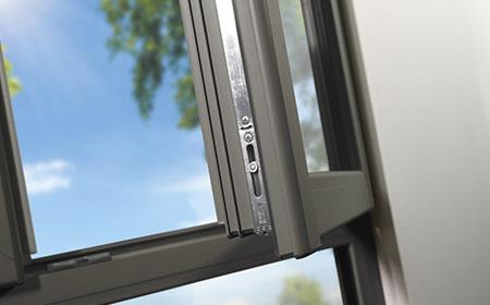 درب و پنجره upvc فرانسوی