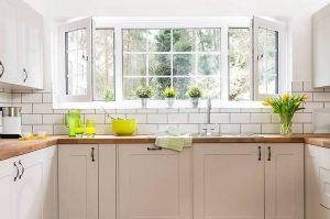 درب و پنجره دوجداره upvc موجب صرفه جویی در انرژی