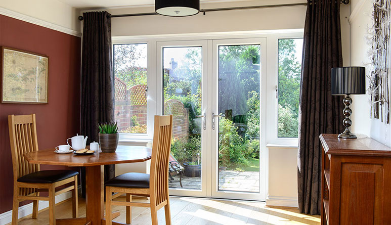Benefits of upvc French doors