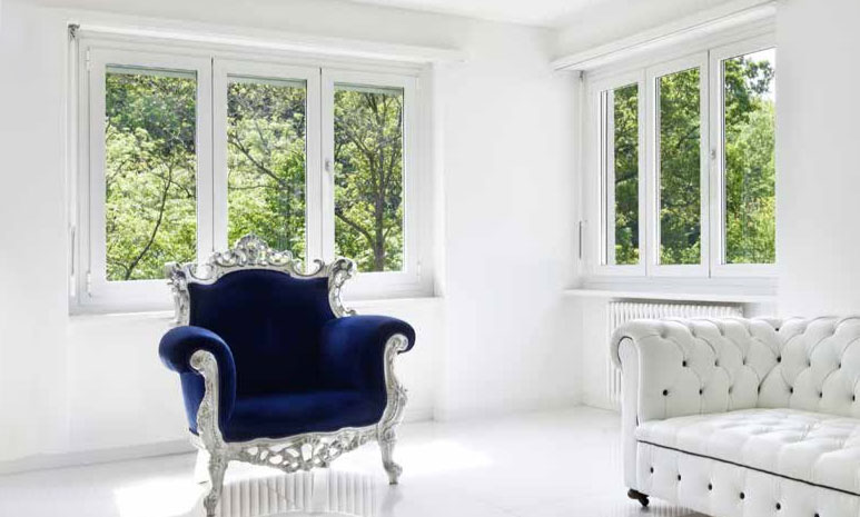More benefits with upvc windows