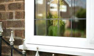 Replacement of double glazed windows