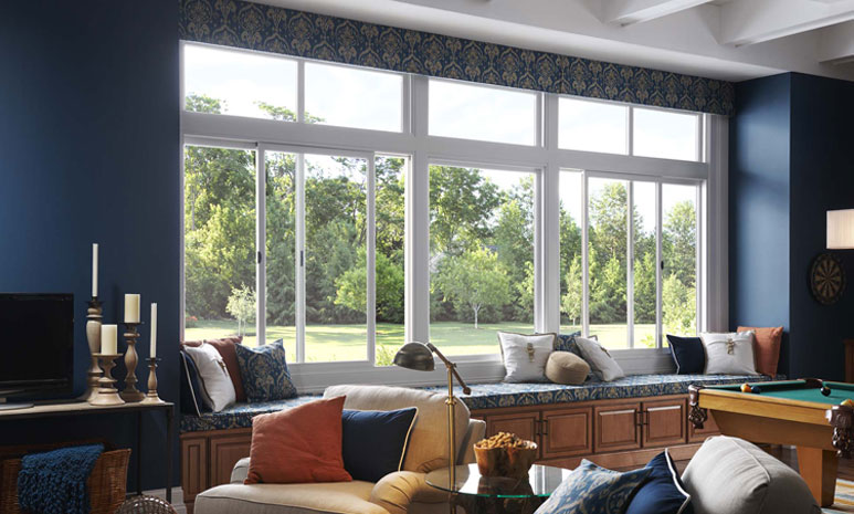 Multiple window functions upvc