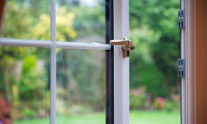 Upvc window security