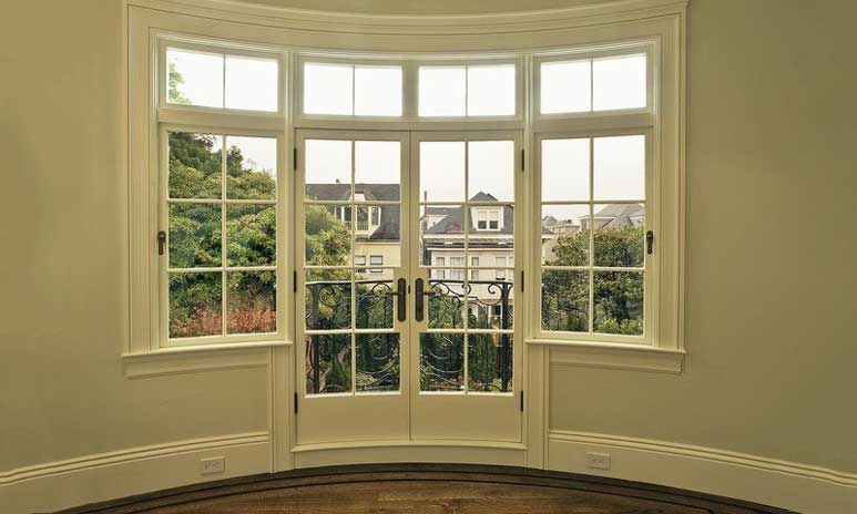 Choose the right door and window