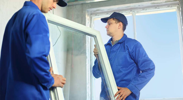 Install double-glazed windows